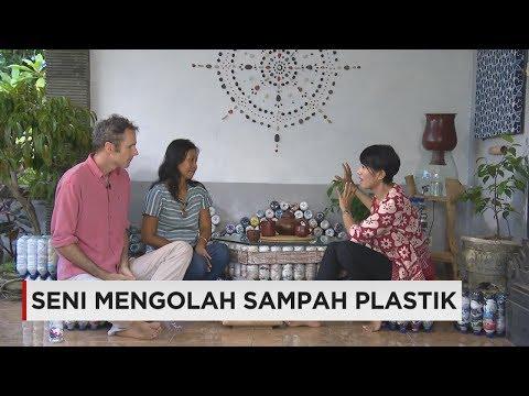 Seni Mengolah Sampah Plastik - Insight with Desi Anwar