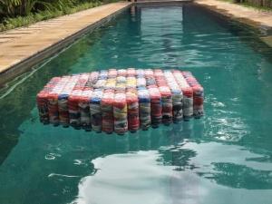 ecobricks float