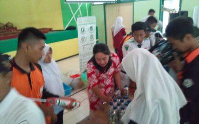 Workshop Ecobrick SMKN 1 Plosoklaten