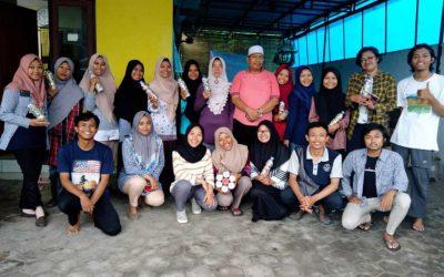 Workshop Ecobrick di Madiun