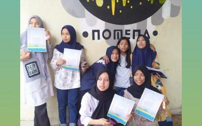 AIRA Anak Indonesia bersama Rumah Literasi Nomena