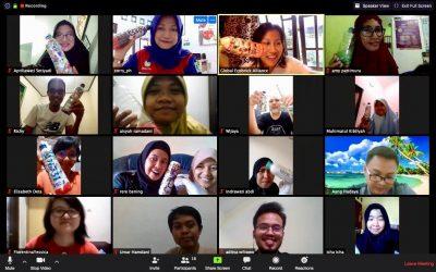 Workshop Perkenalan Daring GEA Indonesia: Corry dan Ani